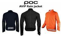 Test de la veste POC AVIP Rain jacket