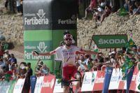 Vuelta : Jesus Herrada, au nom du frère