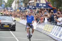 Viviani devient champion d'Europe