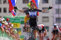 Viviani s'offre une étape sur le Tour de Suisse