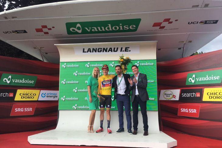 Tour de Suisse : Rohan Dennis en spécialiste