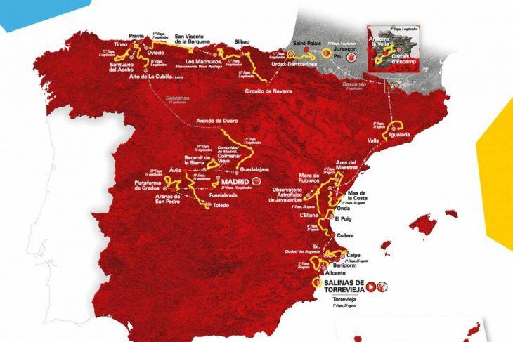 Vuelta J-2 : Les favoris (1/2)