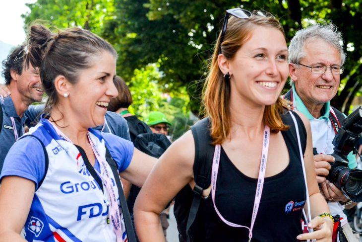 Les 101 qui font le cyclisme français : Marion Gachies (GP - FDJ)