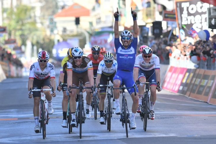 Julian Alaphilippe intouchable !