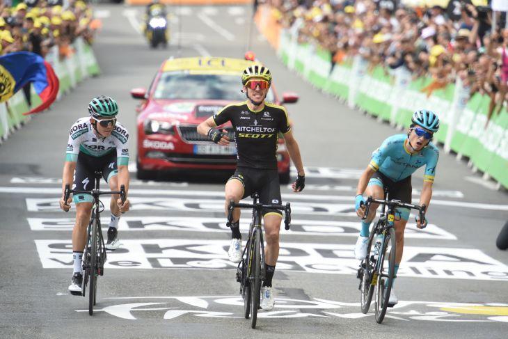 Tour De France #12. Simon Yates, en costaud