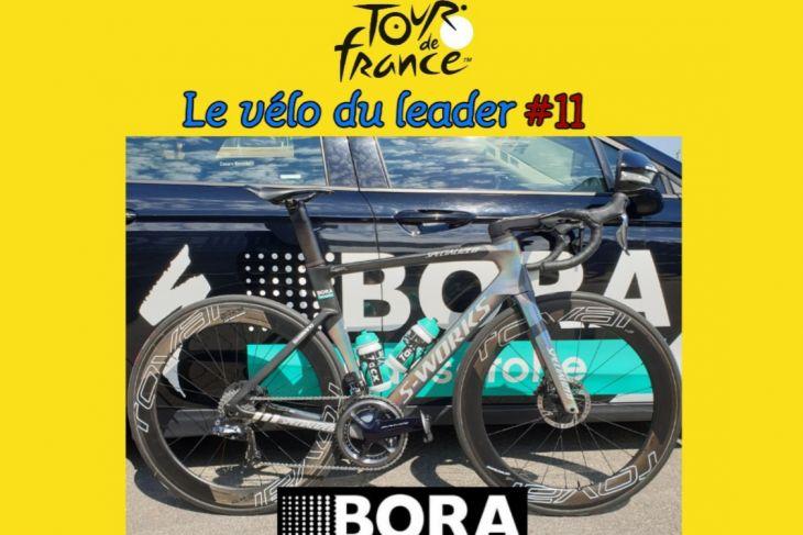 TDF2019 : Le vélo du leader #11
