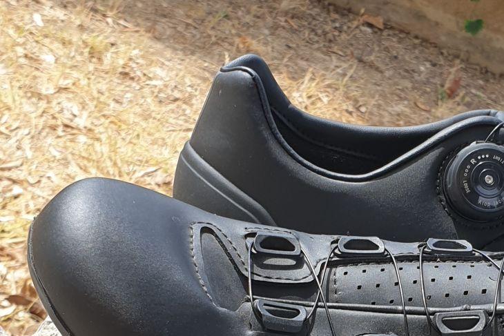 Test des chaussures Van Rysel RoadR 900