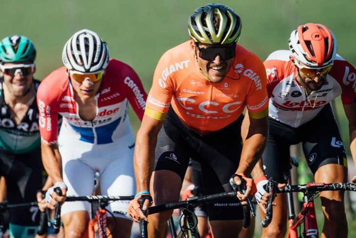 L'actu du cyclisme au 23 Avril