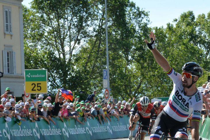 Tour de Suisse : Sagan le plus véloce