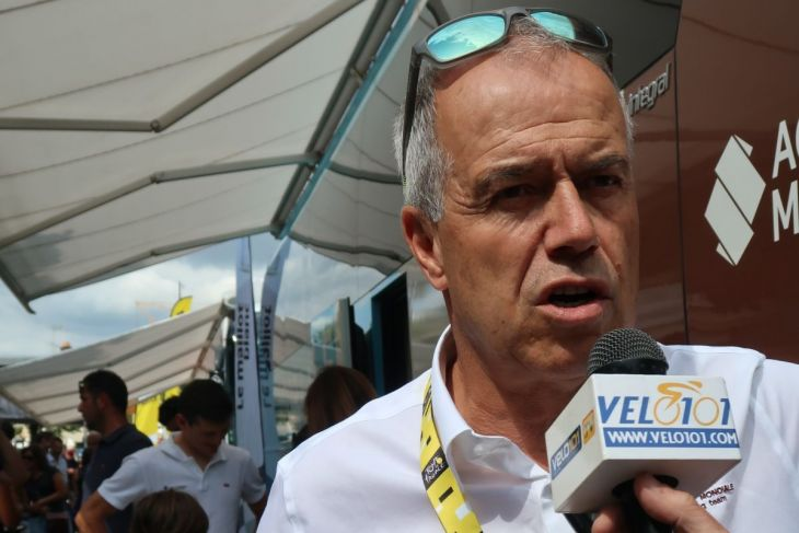 Interview de Vincent Lavenu
