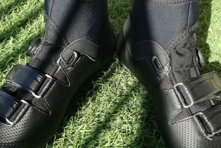 Test des chaussures Ekoi Winter Carbon