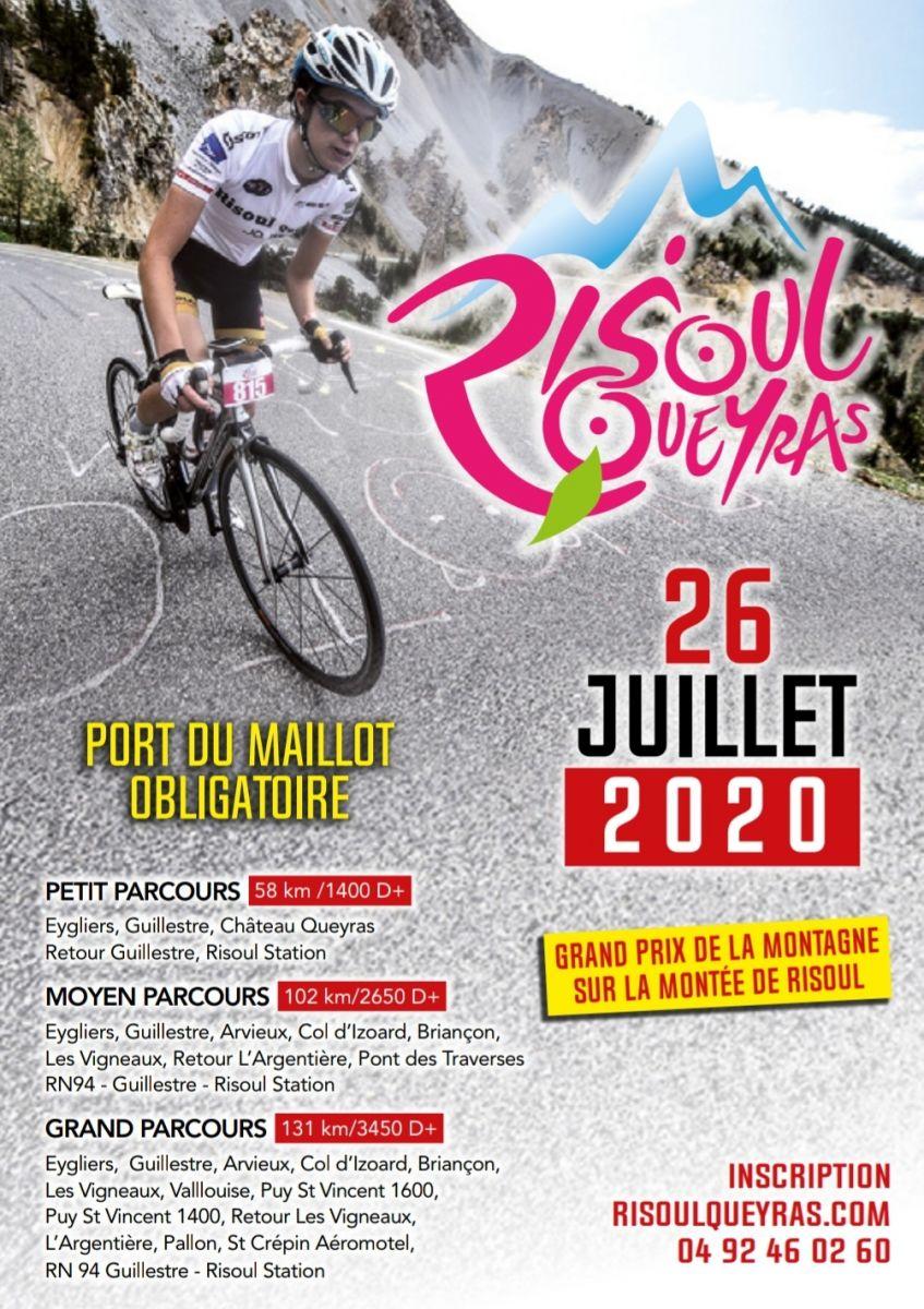 Affiche Risoul Queyras 2020