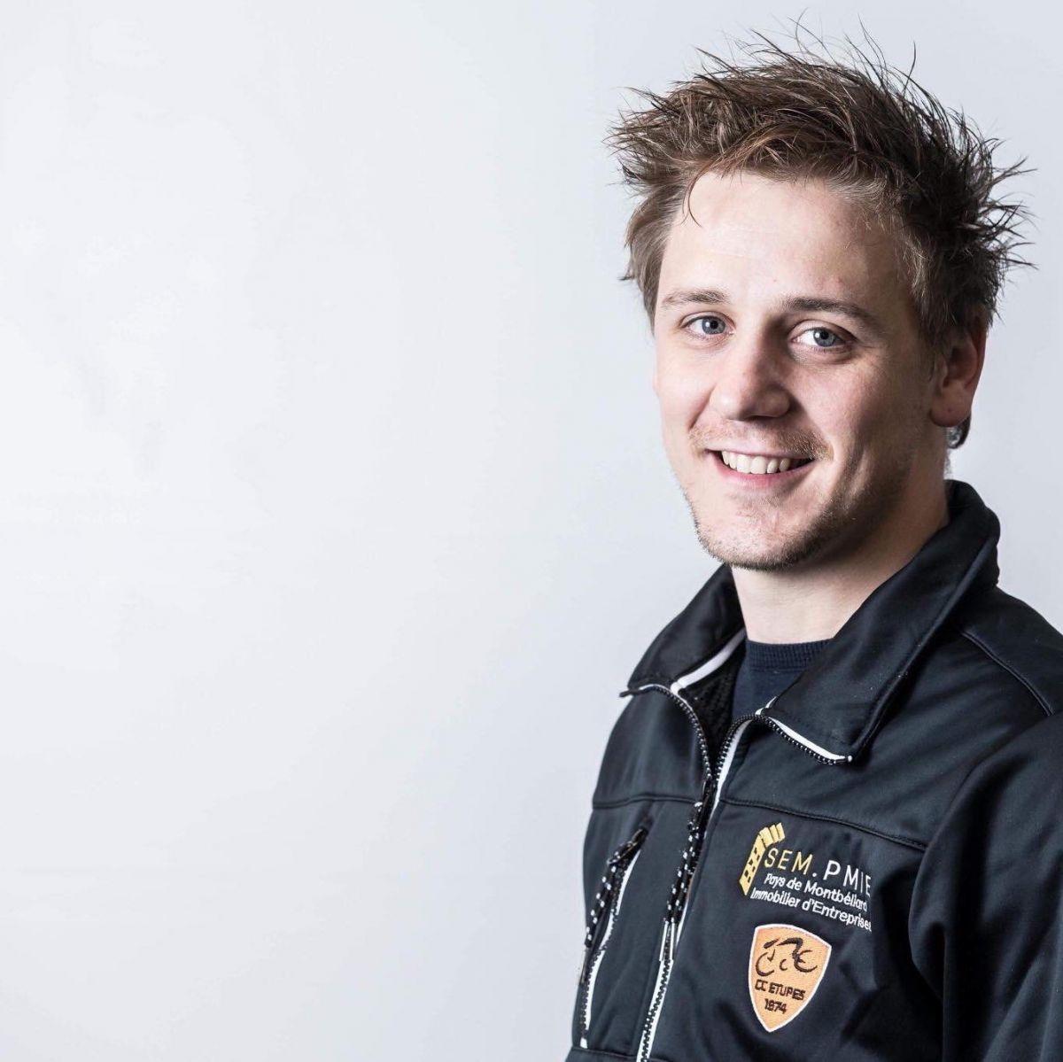 Boris Zimine en route vers une deuxième saison à la tête du CC Etupes
