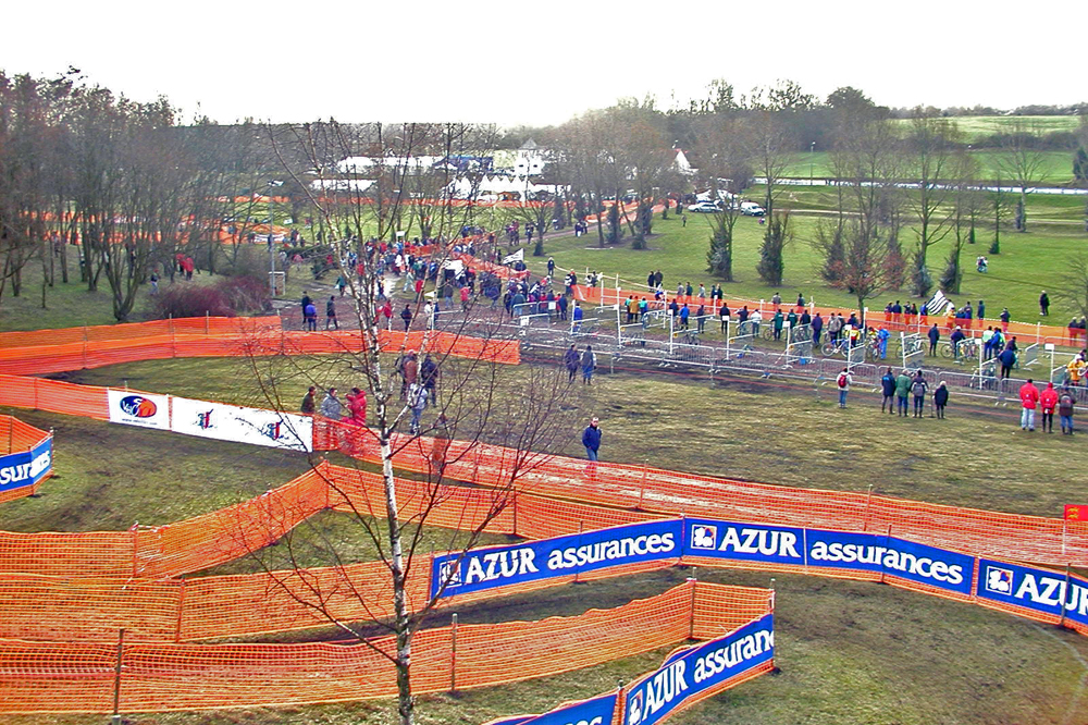 Circuit cyclo-cross