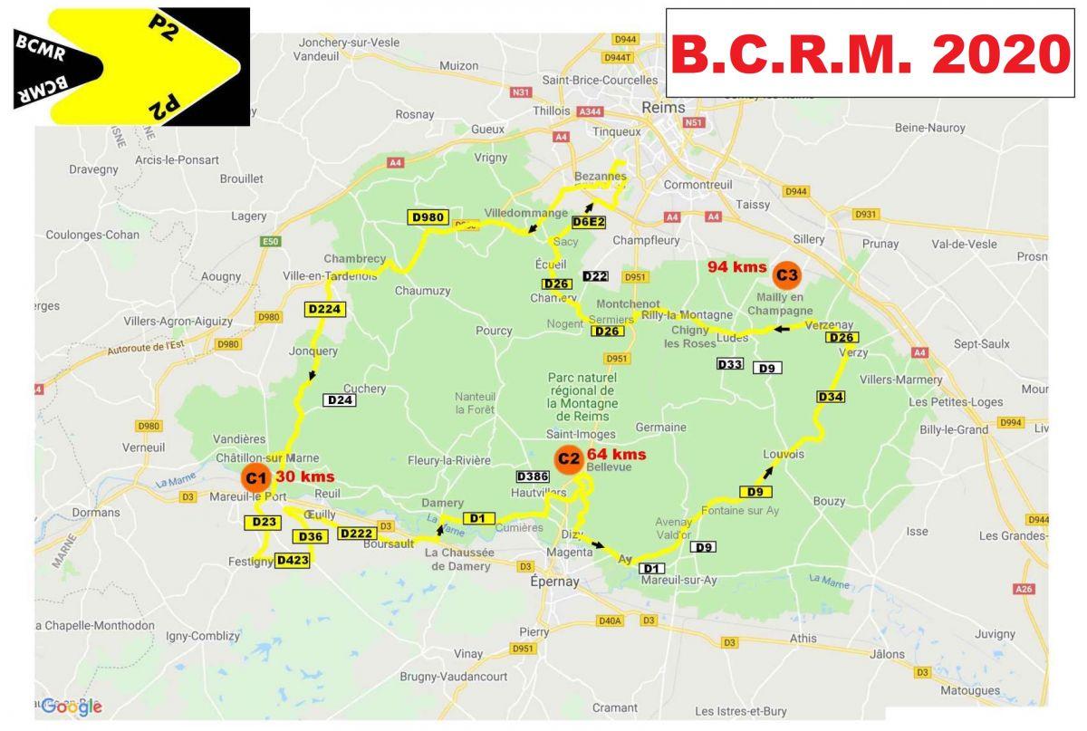 FEUILLE-DE-ROUTE-P2-115-BCMR-2020