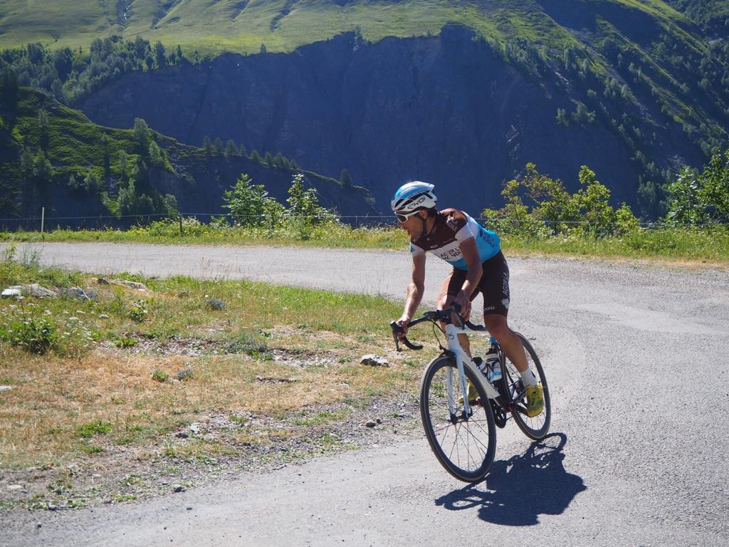 Fin de stage à la montagne