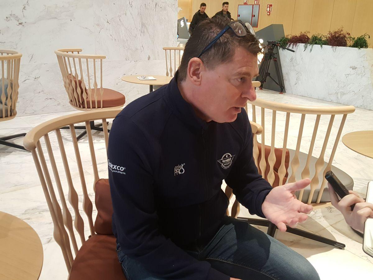 Franck Alaphilippe en interview