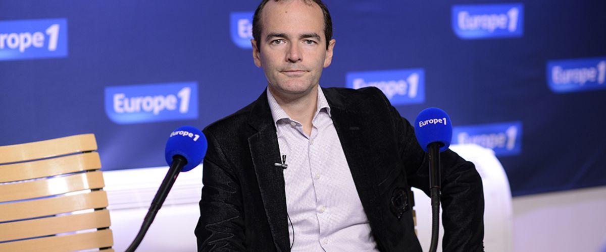 Franck Ferrand est resté pendant 15 ans au micro d'Europe 1