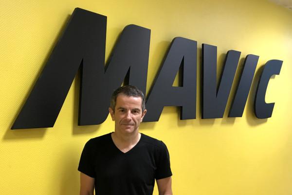 Gary Bryant, Directeur Général de Mavic