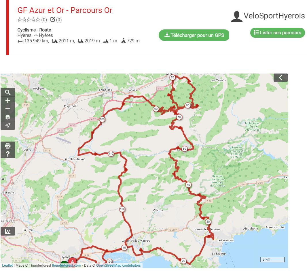 GF Azur et Or_Parcours Or 2020
