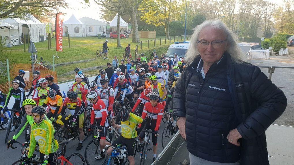 Jean-Paul Mëllouet et sa naissance Tro Bro Cyclo
