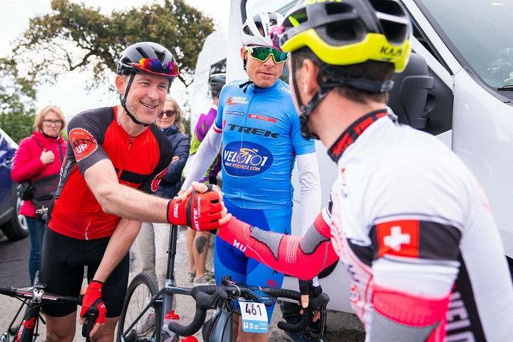 L'esprit Cyclosportif sur une épreuve de Sport Communication