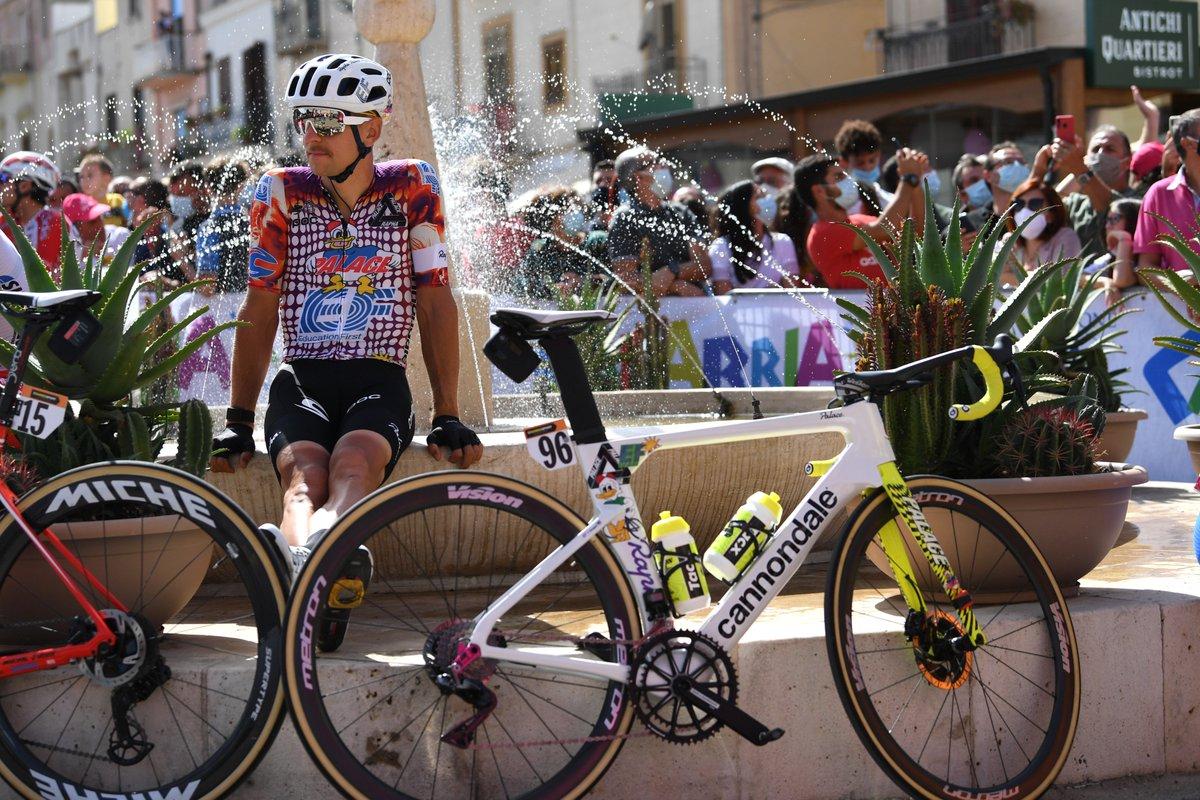 Le côté relax chez EF Pro Cycling
