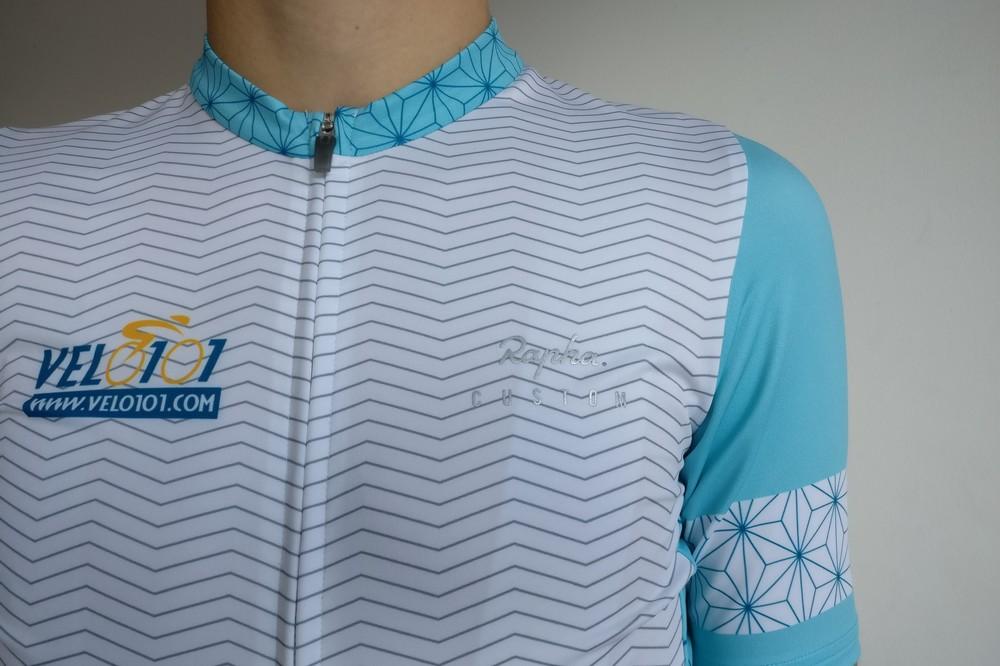 Le maillot présente une belle finition et bon niveau de détail
