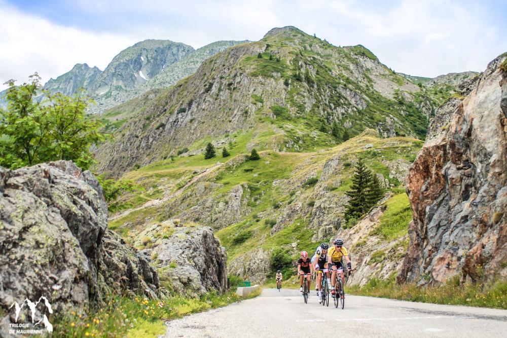 La saison cyclo redémarre à l'Arvan Villard
