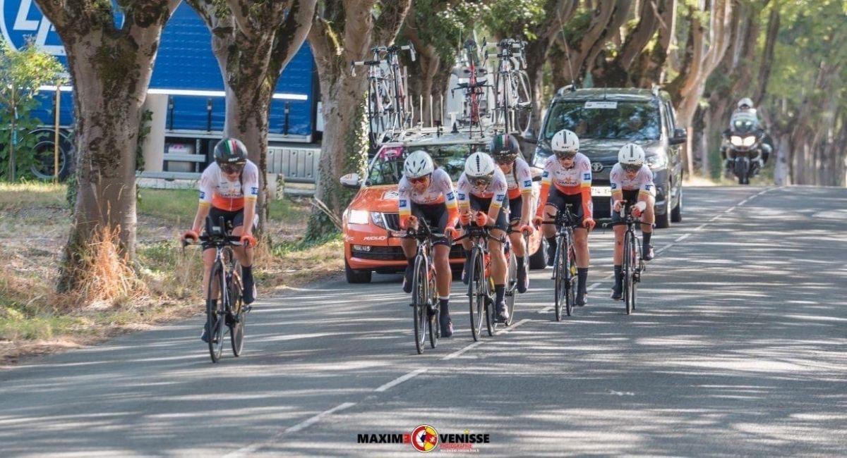 Les féminines de St-Michel-Auber 93 victorieuses sur le Chrono 47