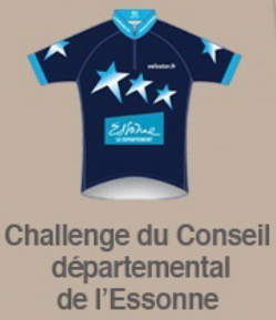Logo Challenge conseil départemental de l'Essonne