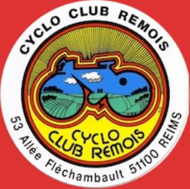 Logo Cyclo Club Rémois