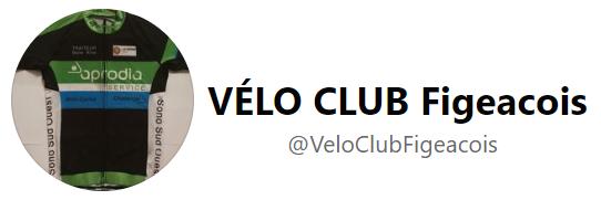Logo Velo Club Figeacois