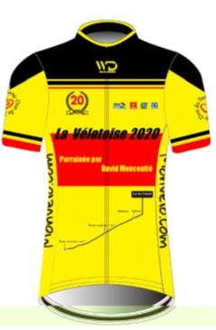 maillot Vélotoise 2020