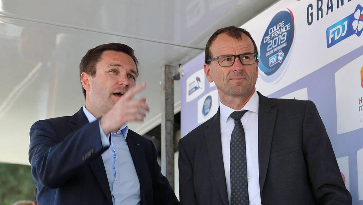 Michel Callot est le successeur à la présidence de la FFC de David Lappartient