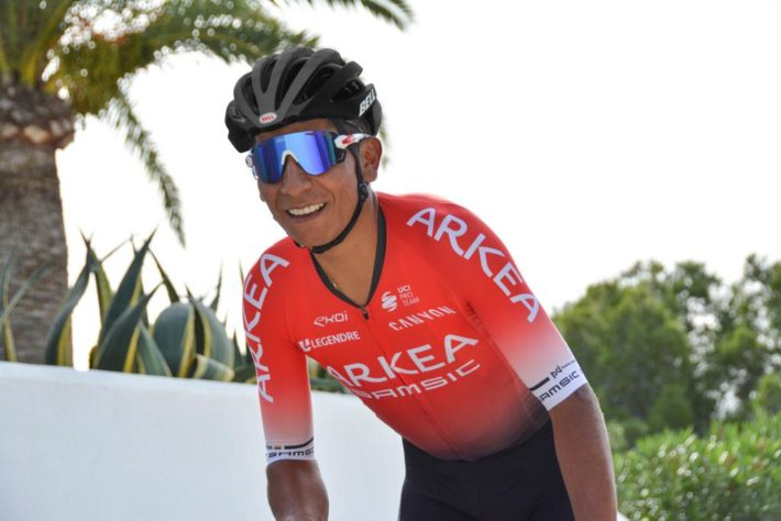 Nairo Quintana 34