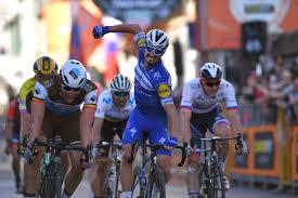 Oliver Naesen deuxième derrière Julian Alaphilippe sur Milan - San-Remo 2019