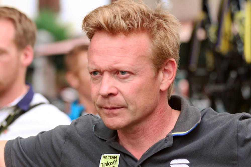 Philippe Mauduit en 2014
