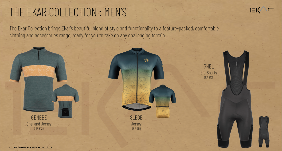 Photo collection Campagnolo Ekar homme_1