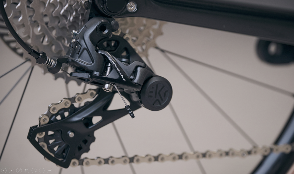 Photo derailleur Campagnolo Ekar_1