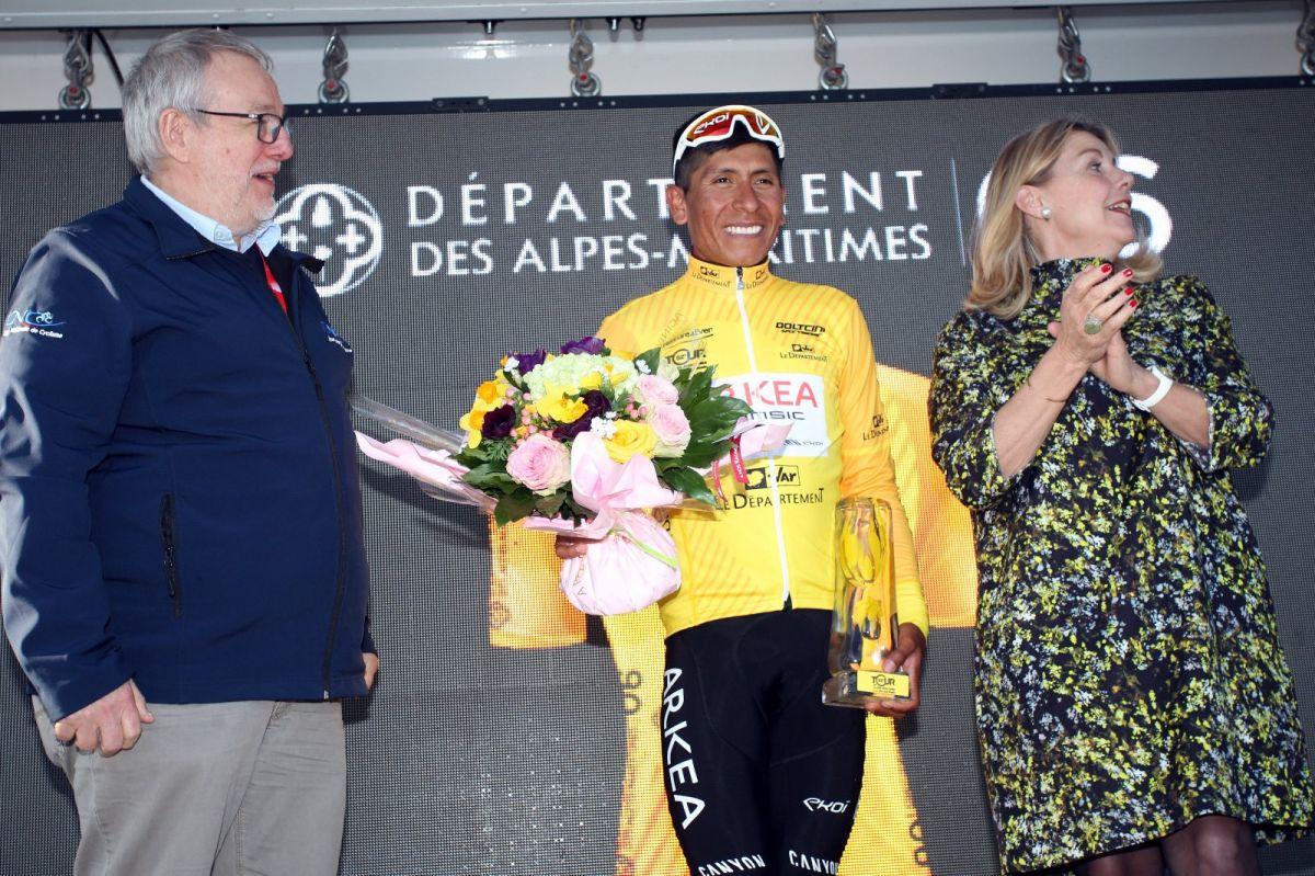 Quintana nouveau leader