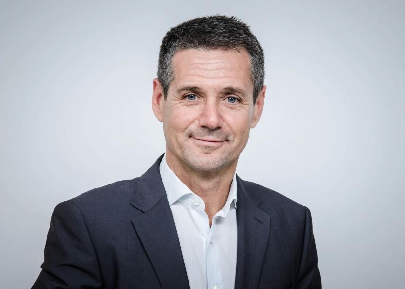Sébastien Loux, PDG de Total-Direct-Energie