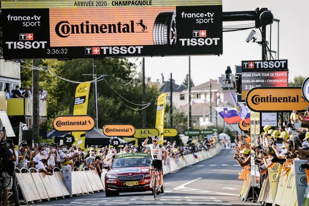 Soren Kragh Andersen vainqueur à Champagnole