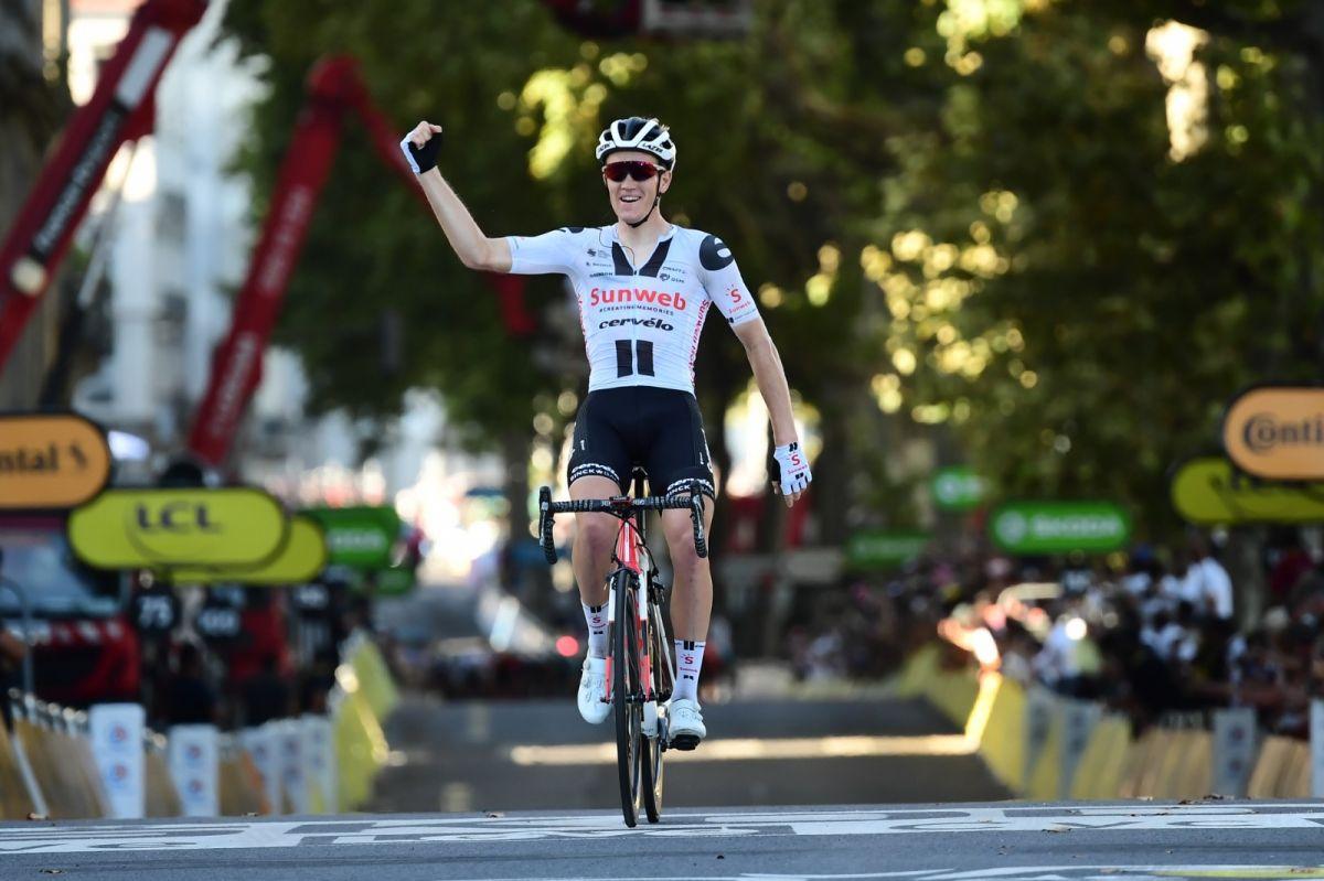 Soren Kragh Andersen vainqueur à Lyon