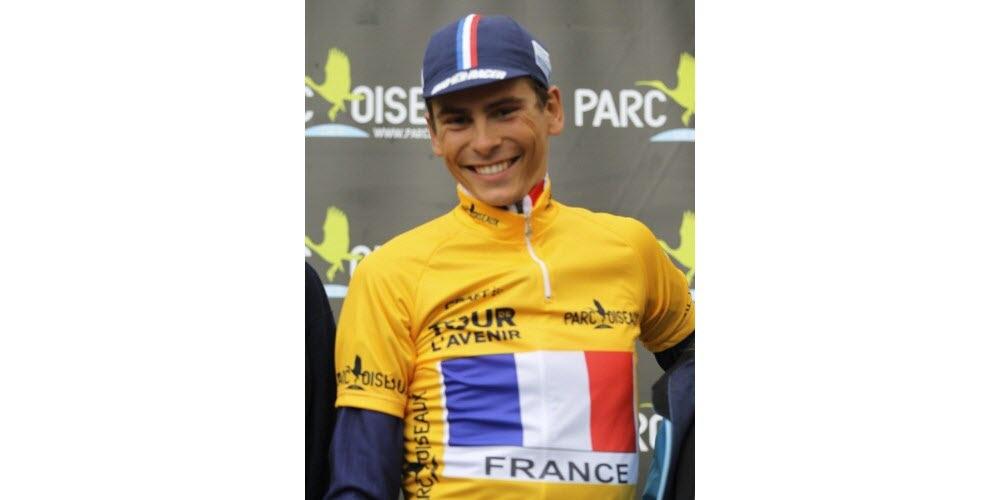 Warren Barguil vainqueur du Tour de l'Avenir 2012