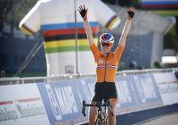 Anna Van der Breggen vient de glaner à Imola son deuxième titre de championne du monde