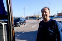 Bruno Rivière, chauffeur de bus pour AG2R la Mondiale