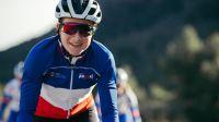 Jade Wiel et son maillot de championne de France