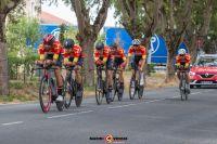 L'Occitane Cyclisme Formation victorieux sur ce Chrono 47