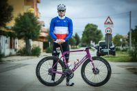 Le vélo Lapierre de Démare sur le Giro